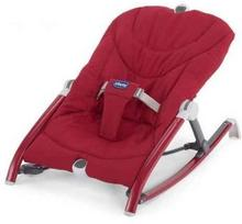 Chicco Leżaczek Pocket Relax 2W1 Red CFCC-4308A