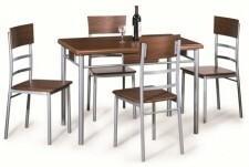 Signal Zestaw PLAY (stół + 4 krzesła) orzech PLAY