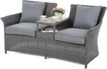 Sauen HOME & GARDEN ogrodowa Milos Grey / Grey 978716
