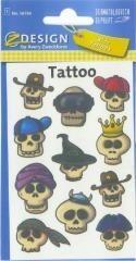 Avery Zweckform Tatuaże - Czaszki