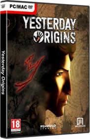 Yesterday Origins PC