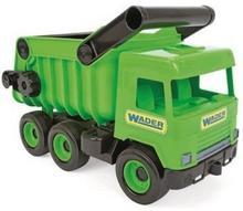 Wader Middle Truck Wywrotka Zielona 43 Cm 32101 5900694321014