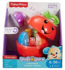 Fisher Price Uczące jabłuszko DYY31