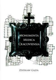 Księgarnia Akademicka Monumenta Medica Cracoviensia Zdzisław Gajda