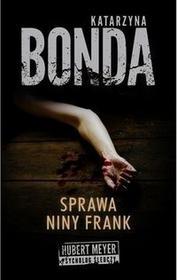 Muza Sprawa Niny Frank - Katarzyna Bonda