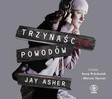 Rebis Trzynaście powodów (audiobook CD) - Jay Asher