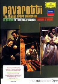 Luciano Pavarotti The Italian Opera Collection 3 DVD)