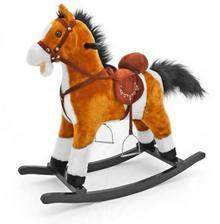 Milly Mally Konik na biegunach Mustang jasny brąz