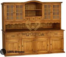 Woodica Kredens Kuchenny Hacienda 07 [Kr-IV ŁUK]