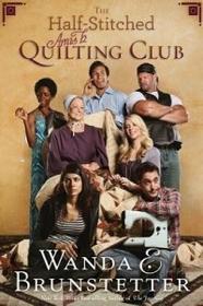 Barbour Pub Inc The Half-Stitched Amish Quilting Club