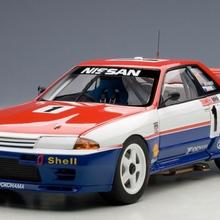 Autoart A Nissan Skyline GTR (R32) #1 AA-89180