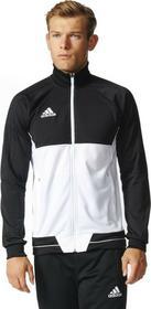 Adidas Bluza dresowa męska Tiro 17 czarno-biały roz M BQ2598) BQ2598 M