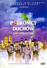 Pogromcy duchów (Ghostbusters) [DVD]