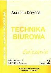 Technika biurowa część 2 Ćwiczenie 2012) EKONOMIK