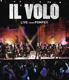 Live From Pompeii DVD) Il Divo