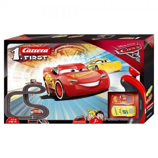 Carrera FIRST Disney Cars 3 63011