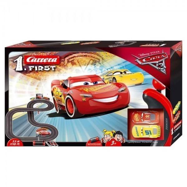 Carrera FIRST Disney Cars 3 63011
