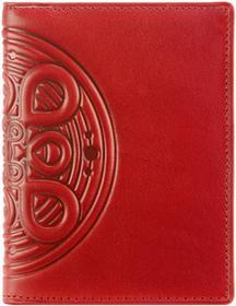 Wittchen 04-2-163-31 Etui na dokumenty czerwono - czarny