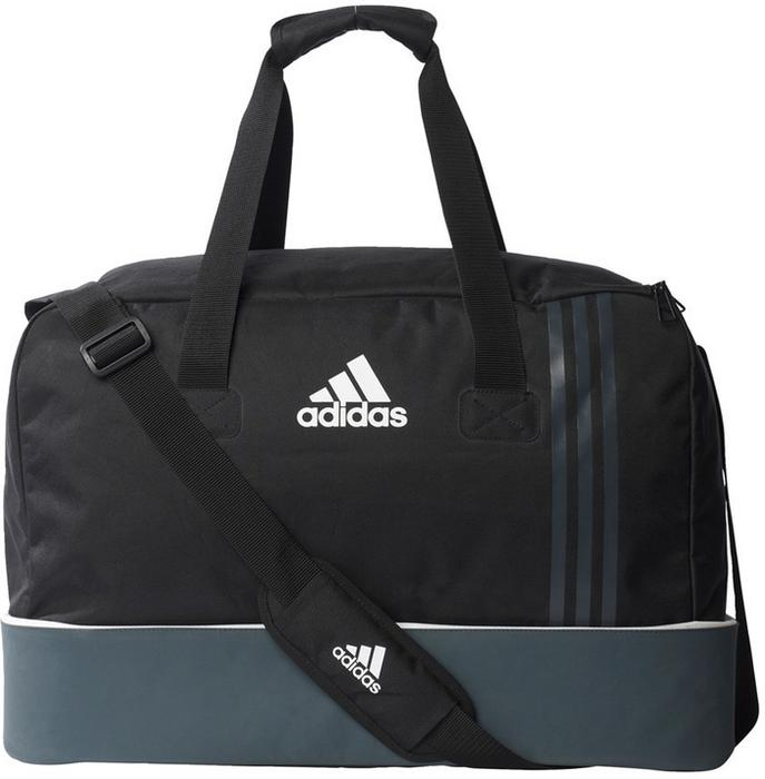 1727f51e06b12 Adidas TORBA TIRO TB BC M czarno-szara B46123 B46123 – ceny, dane  techniczne, opinie na SKAPIEC.pl