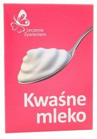 Sun & Foods Kwaśne mleko zestaw bakterii do wytw. kwaśnego mleka - 1 sasz 01389