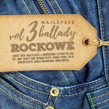 MTJ Agencja Artystyczna Ballady rockowe. Volume 3