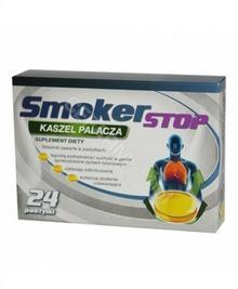 MSFARMA Smokerstop kaszel palacza 24 szt.