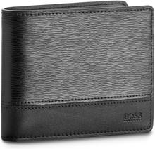 Boss Duży Portfel Męski BOSS - Focus 50379659 Black 001