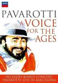A Voice For The Ages [DVD] DVD) Luciano Pavarotti