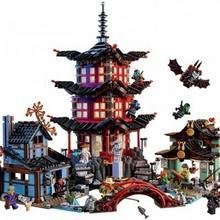 LEGO Ninjago Temple of Airjitzu 70751