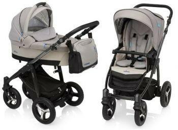 Baby Design Husky 2017 2w1 szary