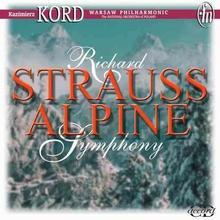 Symfonia Alpejska Op 64 CD) Orkiestra Symfoniczna Filharmonii Narodowej