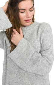 Calvin Klein Sweter Szary XS (206340)
