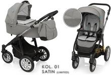 Baby Design Lupo Comfort 2w1 Limited Satin
