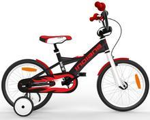 Indiana Rower dziecięcy Kid Boy 16 Czarno-czerwony R17IM16101138 R17IM16101138