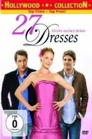 20th Century Fox 27 Dresses, 1 DVD, deutsche u. englische Version