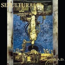 Sepultura Chaos A.D. Expanded Edition