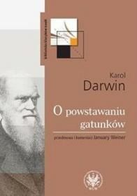O powstawaniu gatunków drogą doboru naturalnego - Darwin Karol