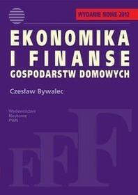 Wydawnictwo Naukowe PWN Czesław Bywalec Ekonomika i finanse gospodarstw domowych