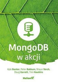 MongoDB w akcji - Wysyłka od 3,99
