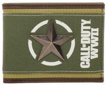 Portfel podwójny Call Of Duty WWII CDP