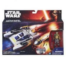 Hasbro Star Wars Pojazd z Figurką B9594 Y-Wing Scout Bomber B3675 ZabFig003261