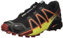 Salomon Speedcross 4CS męskie buty techniczne -  wielokolorowa -  40 2/3 EU B071P4FGC2