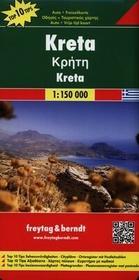 Freytag&berndt Kreta mapa 1:500 000 - Freytag & Berndt