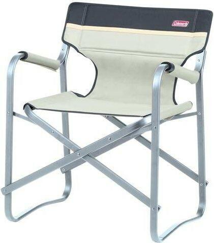 Coleman Krzesła Turystyczne Deck Chair Khaki 204065