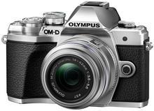 Olympus OM-D E-M10 Mark III EZ-M1442 IIR srebrny