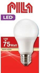 Philips Pila Żarówka LED E27 SMD 10W (75W) 1055lm 230V barwa ciepła 64110 8727900964110