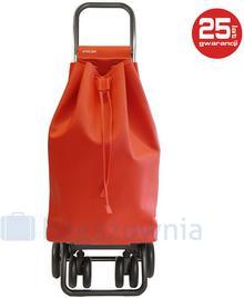 ROLSER Wózek na zakupy LOGIC TOUR SuperSac Czerwony - czerwony Wózek na zakupy LOGIC TOUR SuperSac Rojo