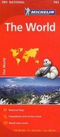 Michelin The World, 1:28 500 000