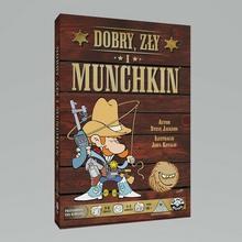 Black Monk Dobry Zły i Munchkin