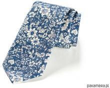 Krawat ROTA niebieski